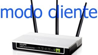 como configurar e instalar o wa901nd access point da tp link modo cliente wireless passo a passo