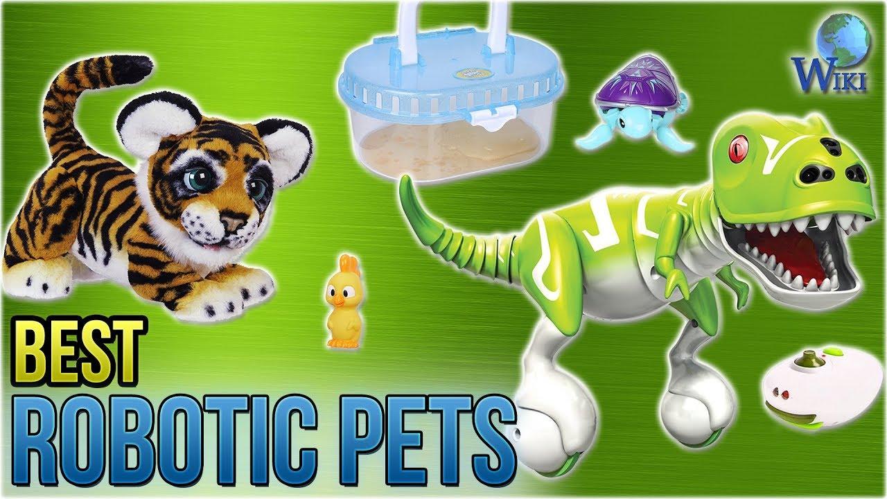 10 Best Robotic Pets 2018