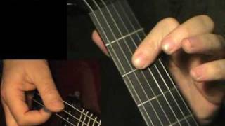Highway to Hell, ACDC - guitar lesson & TAB! learn to play classic rock metal riffs