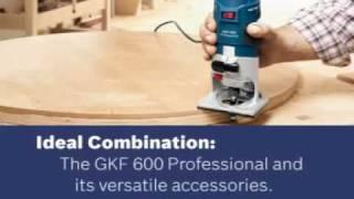 Bosch GKF600 1/4