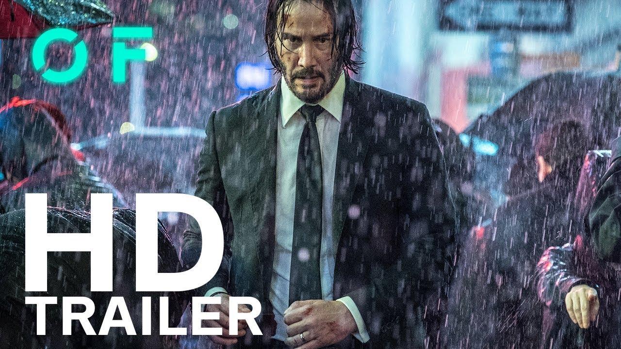 Download 'John Wick: Chapter 3 - Parabellum', tráiler subtitulado en español de la película con Keanu Reeves