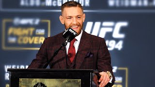 UFC 194: Conor McGregor declares himself #1 P4P MMA Fighter
