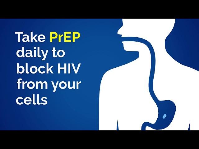 Prevent HIV with PrEP