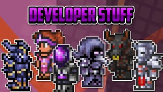 Developer Items + S.D.M.G! | Terraria 1.2.4 iOS/Android