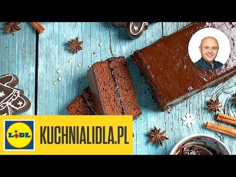 Najlepszy Piernik świąteczny Paweł Małecki Przepisy Kuchni Lidla