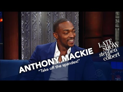 Anthony Mackie Shares A Hometown And Alma Mater With Jon Batiste