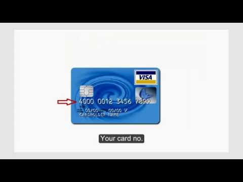 How to pay online using credit prepaid debit card