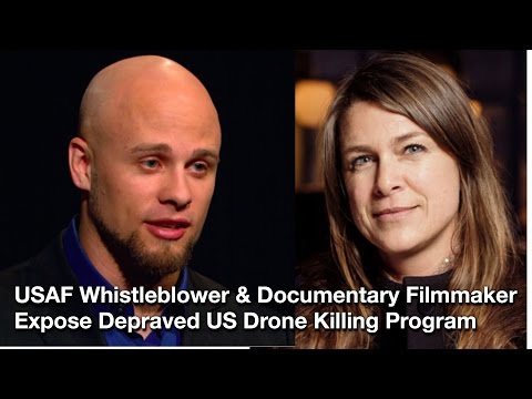 US Air Force Whistleblower on the Ugly TRUTH Behind US Drone Killings (Interview w/ Cenk Uygur)