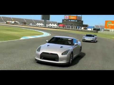 Real Racing 3 EAST/WEST Throwdown Race 6 Speed Snap In Porsche 918 RSR Concept