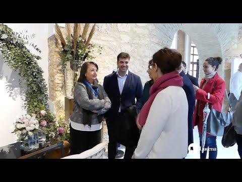 VÍDEO: Treinta empresas participan en la Feria de los Eventos, FEVEN
