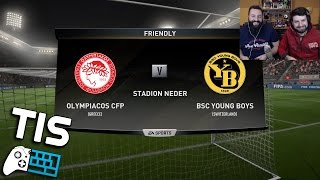 Olympiacos - Young Boys | 24/11/2016 - FIFA 17