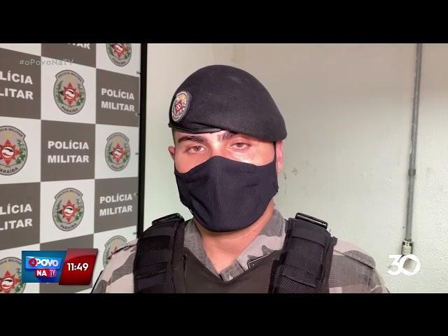 Homem é preso em flagrante vendendo maconha, crack e cocaína no Mercado Central - O Povo na TV