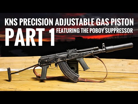 AK Adjustable Gas Piston