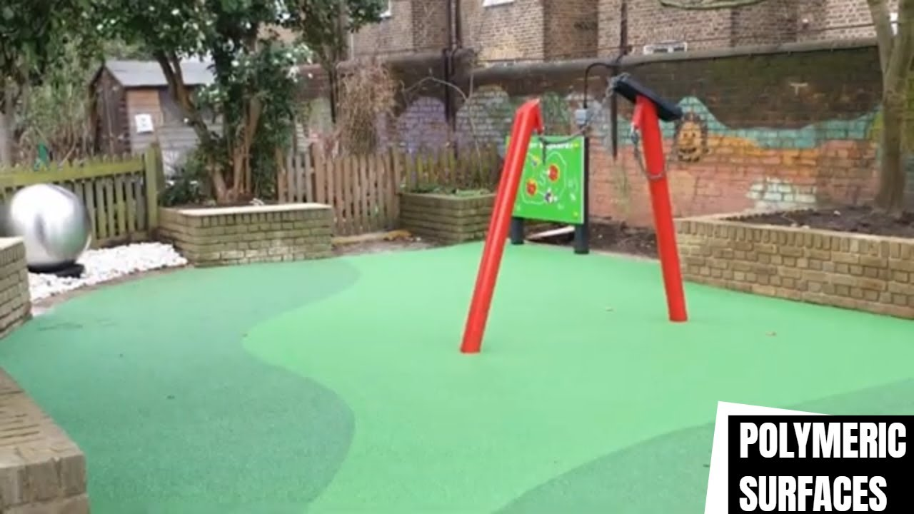 Download Wetpour Surface Installation in Reading, Berkshire   Wet Pour Surfacing
