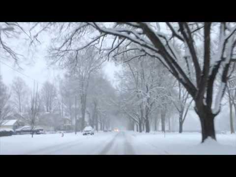 Snowy Longview WA