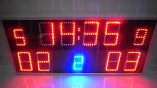 Спортивное табло для футбола баскетбола волейбола(, 2012-09-25T11:14:44.000Z)