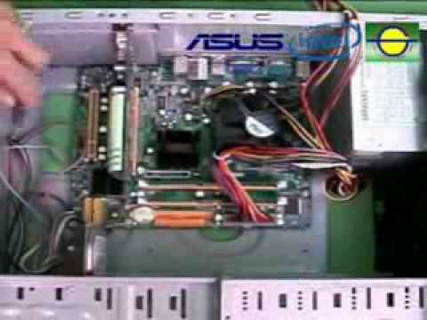 Phần III: Hướng dẫn lắp ráp máy vi tính. (tiếp theo)
