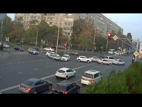 ДТП в Краснодаре за 28.10.19