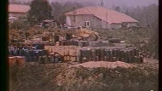 Les déchets de Seveso à Roumazières