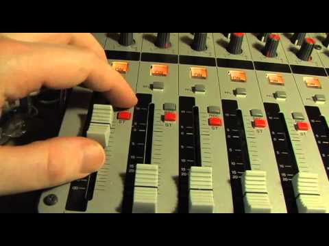 Introduction to Mixers for Live Webcasting