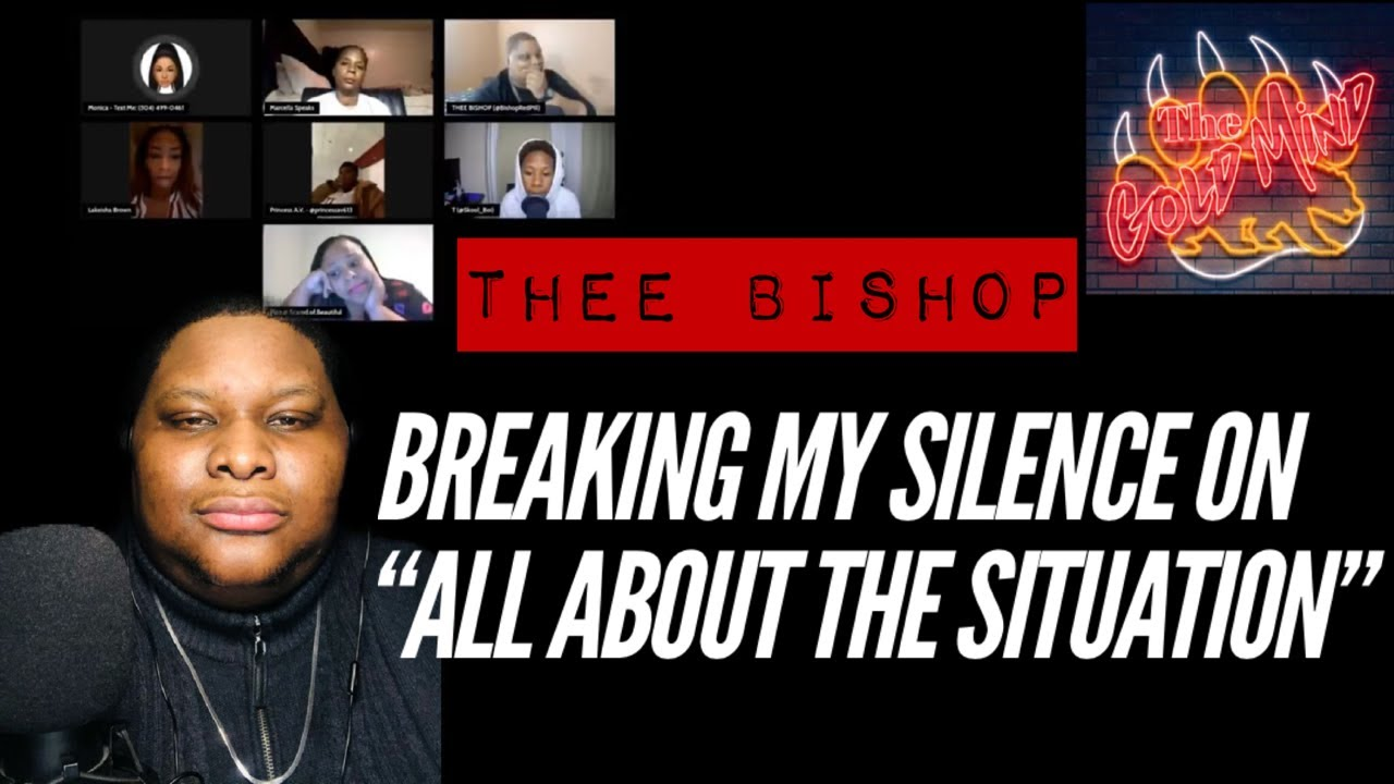 Download Breaking My Silence On All About The Situation!