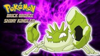 Roblox Pokemon Brick Bronze Extras - Shiny Kingler!