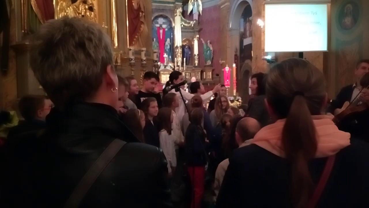 Scholka Antolka Hej Jezu Krolem Tys Youtube