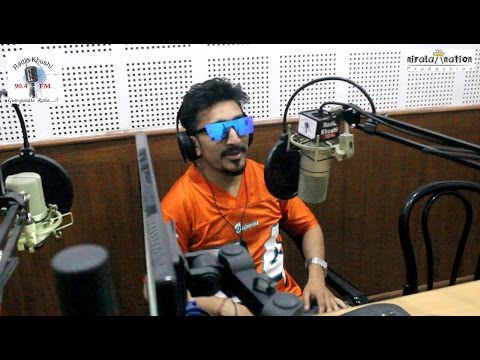 Nirala G Live Interview @ Radio Khusi 90.4 FM with RJ Akhil