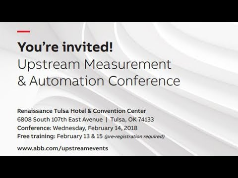 What you can expect from the 2018 ABB Measurement & Automation Conference (MAC)