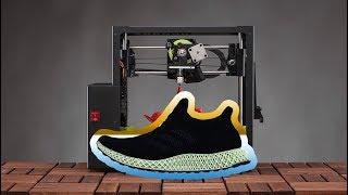 SCARPE ADIDAS STAMPATI IN 3D? UNBOXING