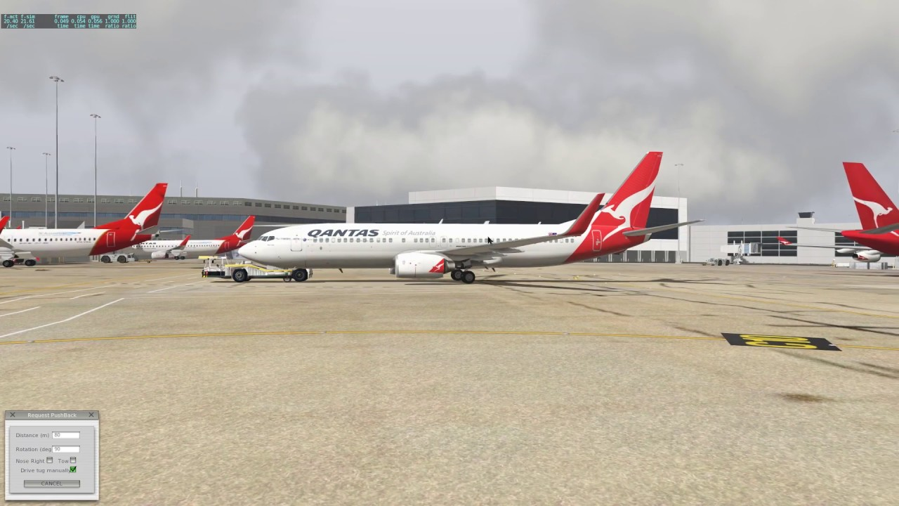 test flight manual b737