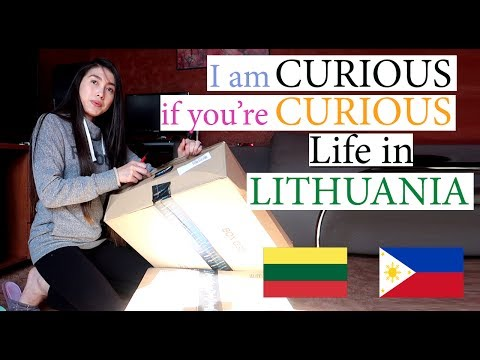 Filipinas Life In LITHUANIA | Daily Vlog (PinayVlog) | it'srofa