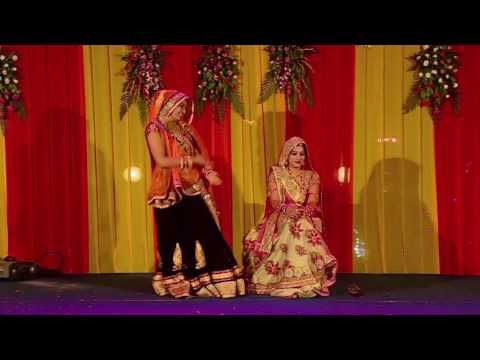Devrani Jethani song in Ladies Sangeet