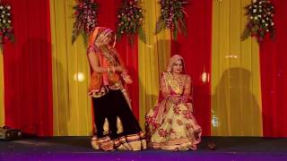 Devrani Jethani song in Ladies Sangeet