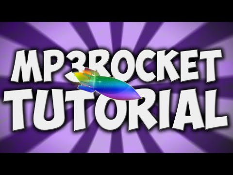 HOW TO USE MP3 ROCKET (FREE MUSIC DOWNLOADER) 2016