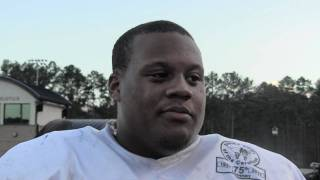 Carlos Watkins - Shrine Bowl interview