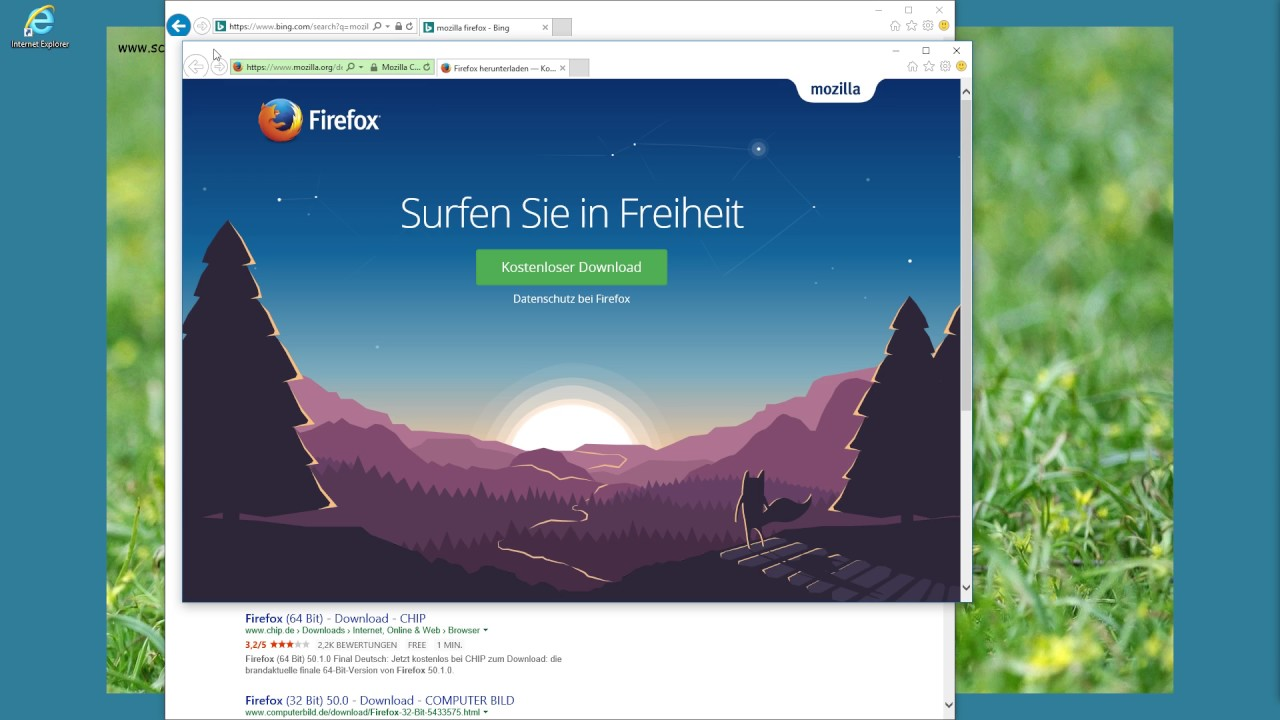 Kostenlos firefox downloaden  From where and how to download