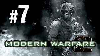 "MODERN WARFARE 2 Parte 7 ""Exodo""  
