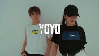 Gloria Groove - YoYo (feat. IZA) | Rikimaru e Hina Choreography