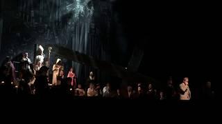 Peter Bording sings Scarpia • Te Deum • Tosca • Puccini