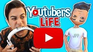 ÊTRE YOUTUBER, C'EST COMPLIQUÉ ? (Youtubers Life)