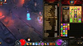 Diablo III Reaper of Souls: Tal Rasha Mage Knight Build Guide (Spectral Blade Melee Wizard)