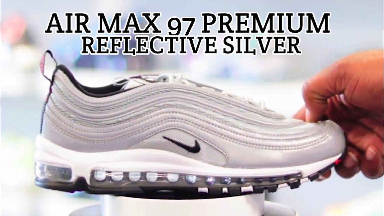 AIR MAX 97 PREMIUM REFLECTIVE SILVER