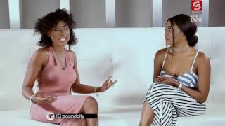 Pearl and Toni Tones talk Make Up Facebeat makes us look Older  Soundcity Divas