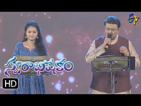 Guvva Gorinka Tho Song |SP Balu, Ramya Behara Performance | Swarabhishekam | 29th Oct 2017