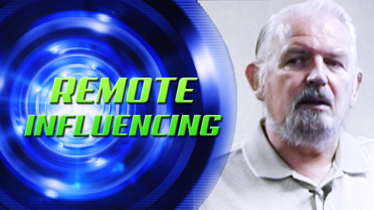 Remote Influencing - A Controlled Remote Viewers Guide