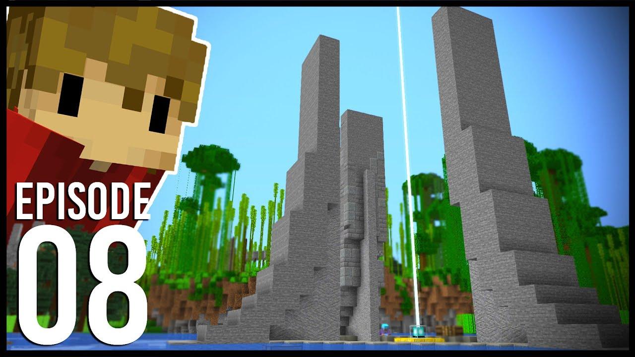 Hermitcraft 7: Episode 8 - BIG BASE BUILDS - YouTube