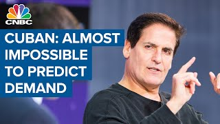 """Mark cuban, dallas mavericks owner, joins """"closing bell"""" to discuss the state of markets and when nba might resume play.billionaire entrepreneur mark..."""