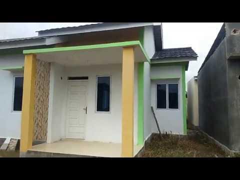 review perumahan di kota pekanbaru || type 36 zaira
