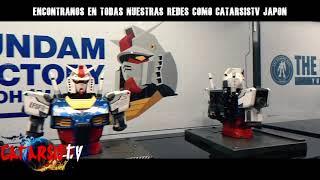 Trailer - Gundam Yokohama Factory, Gundam Gigante Revenge